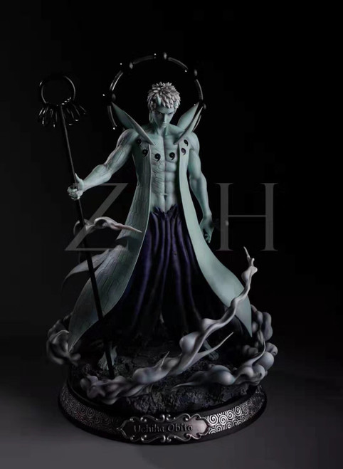【IN-STOCK】ZH studio 1:6 resin statue Uchiha Obito