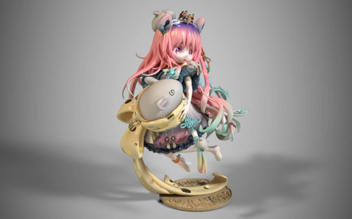 【PRE-ORDER】EinStudio  resin toy 《にね》