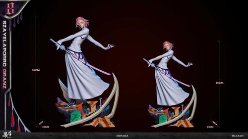【PRE-ORDER】M.H-Studio 1:6 SzayelAporro·Granz resin statue