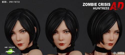 "【Pre-order】GREEN LEAF STUDIO Zombie crisis - Huntress""AD""statue Regular Version"