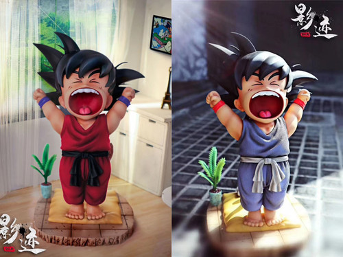 【PRE-ORDER】DM Studio Morning   Goku resin statue