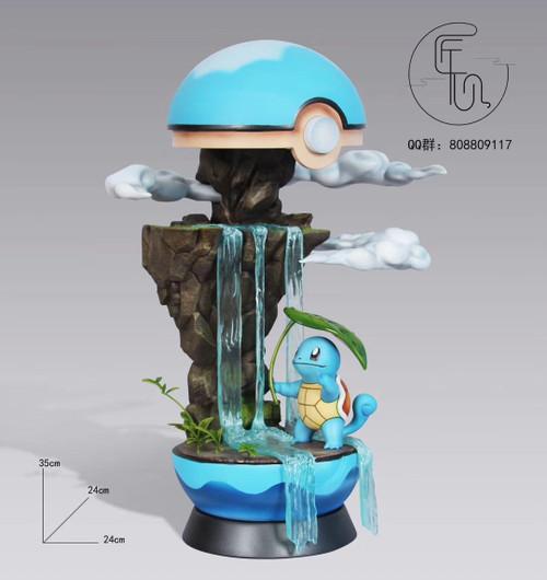 【PRE-ORDER】Jiangxin Studio Pokémon Squirtle resin statue