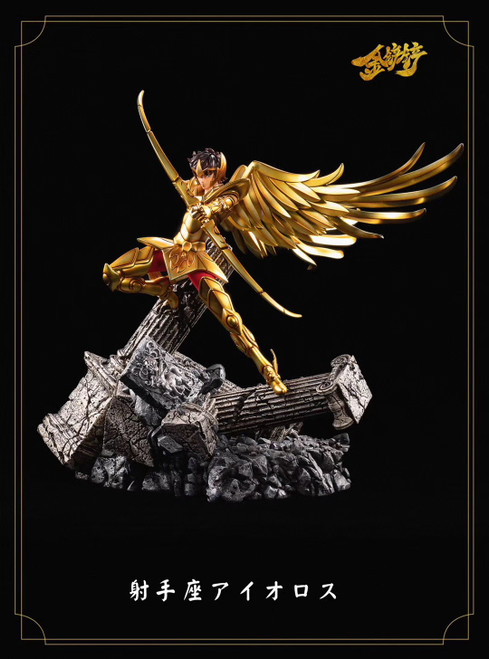 【IN-STOCK】JCC Studio Aiolos resin statue