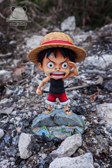 【PRE-ORDER】Emoji Studio SD Scale Luffy  resin statue