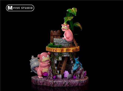 【PRE-ORDER】M5 Studio Slowpoke  resin statue