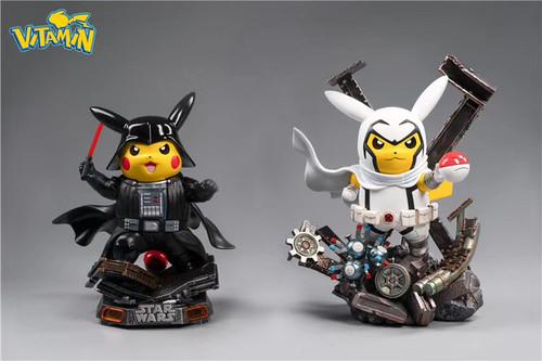 【Pre-order】Vitamin studio  pikachu cos Black Samurai & Magneto resin statue