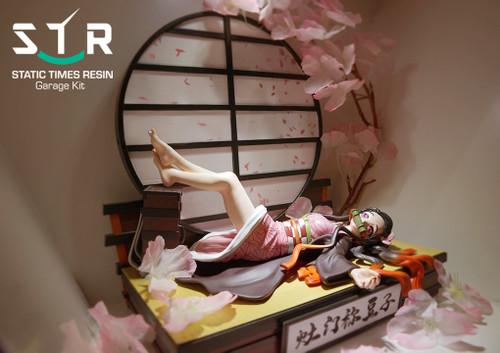 【PRE-ORDER】STR-Studio Kamado Nezuko  resin statue