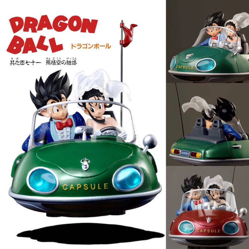 【PRE-ORDER】GREAT DESIGN  Goku's wedding resin statue