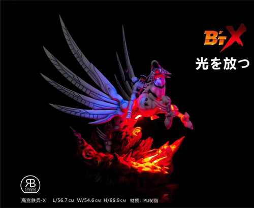 【PRE-ORDER】RB Studio  B'T-X NEO & X  resin statue With LED
