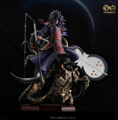 【PRE-ORDER】Singularity Workshop Madara 1/4 Scale resin statue