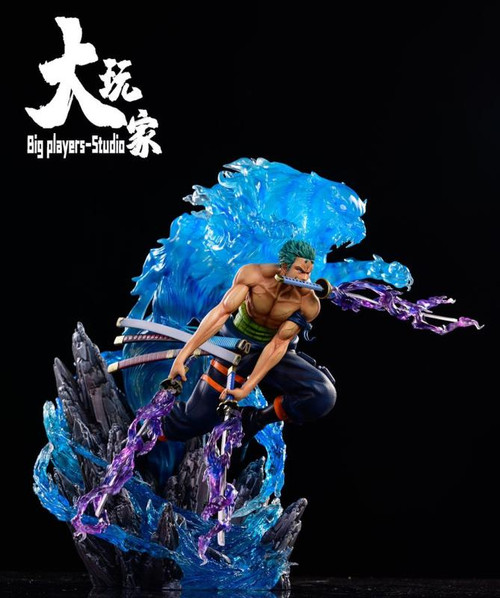 【PRE-ORDER】Big Players studio  Roronoa Zoro resin statue