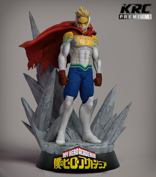 【PRE-ORDER】KRC – My Hero Academia Lemillion (Mirio Togata)resin statue  *Early Bird*