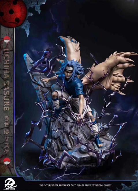 【PRE-ORDER】DP9  Studio Battle of the Final Valley Sasuke  resin statue