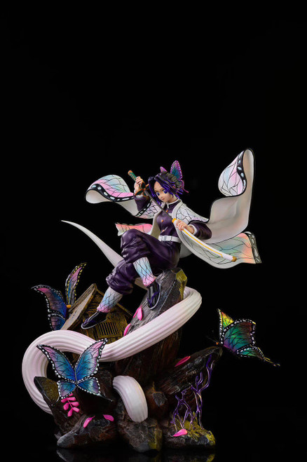 Pre Order Jianke Studio Kanroji Mitsuri Demon Slayer Resin Statue Fnc Store The list of characters in demon slayer: pre order jianke studio kanroji mitsuri