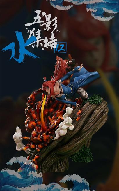 【PRE-ORDER】  IZ-Studio Terumi Mei  Mizukage resin statue
