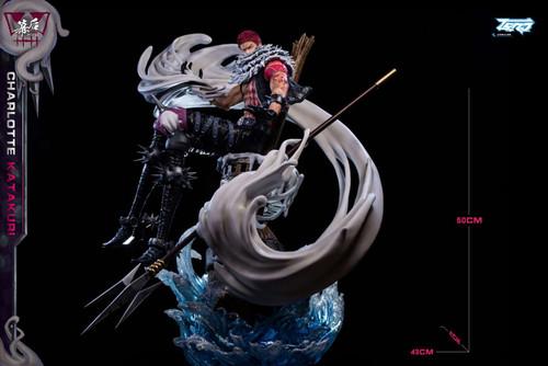 【PRE-ORDER】 MH-Studio & Zero Charlotte Katakuri  resin statue  1:4