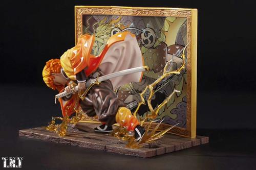 【PRE-ORDER】T.N.T Studio Agatsuma Zenitsu 1/6 Scale  resin statue