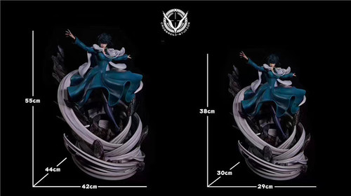 【PRE-ORDER】  CROSSROAD STUDIO One Punch-man Fubuki resin statue