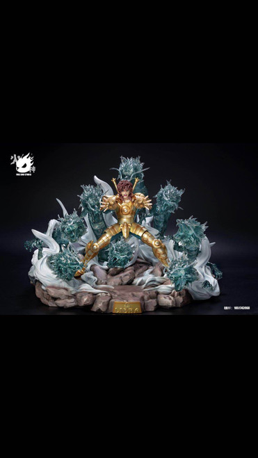 【PRE-ORDER】 Fire God studio Mount Lu Rise Dragon Shiryu/Dohko