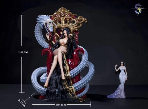 【PRE-ORDER】Skyline studio ONE PIECE Throne BOA 1/4 scale  resin statue