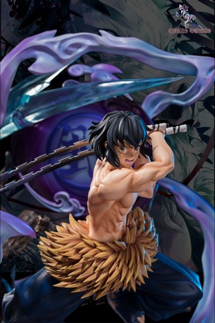 【PRE-ORDER】Gecko Studio Demon Slayer Hashibira Inosuke  1/6 scale resin statue
