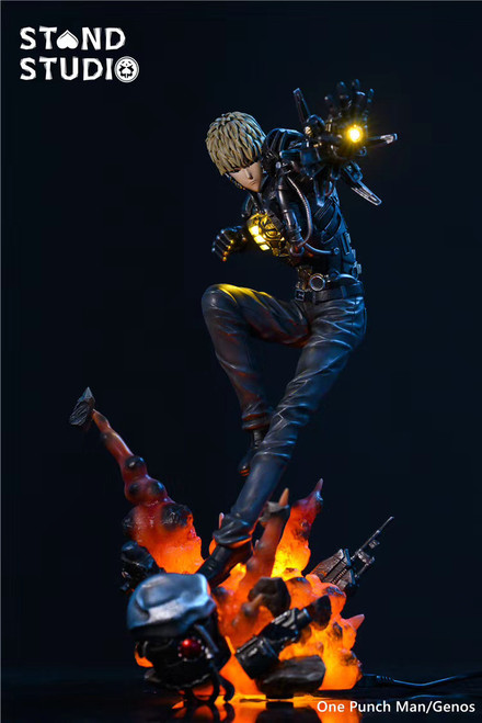 【PRE-ORDER】Stond studio  ONE PUNCH MAN Genos 1/6 scale resin statue