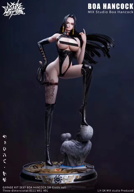 【PRE-ORDER】MIX Studio One piece BOA  1/4 scale resin statue