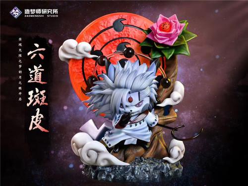 【PRE-ORDER】ZaoMengShi Studio Samsara Madara pikachu resin statue LED