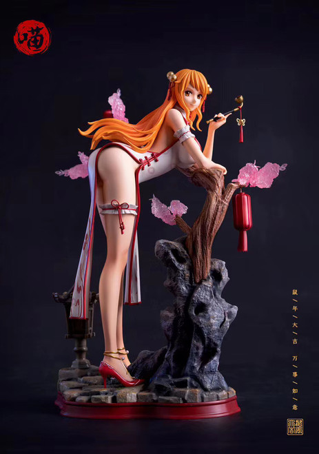 【PRE-ORDER】Miao Studio ONE PIECE Nami  1/4&1/6 scale resin statue