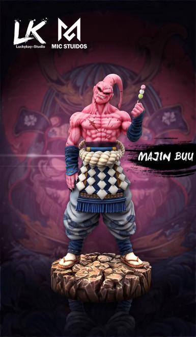 【PRE-ORDER】LK Studio & MIC Studio  warrior BUU resin statue