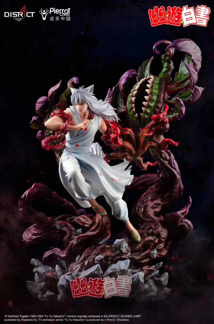【PRE-ORDER】X District4 studio  YuYu Hakusho 1/6 resin statue  Kurama