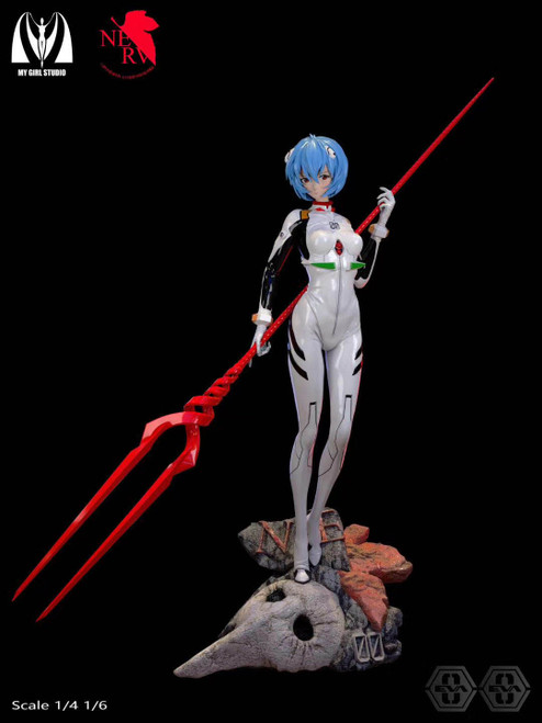 【PRE-ORDER】My Girl studio NEON GENESIS EVANGELION Ayanami Rei resin statue