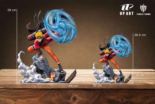 【PRE-ORDER】UP Art studio & MINI studio Naruto 1/4 & 1/6 scale resin statue