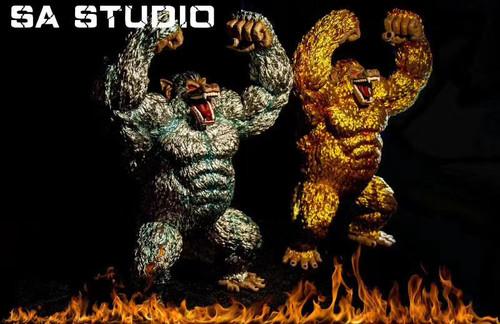 【PRE-ORDER】SA STUDIO Dragon Ball  ape resin statue