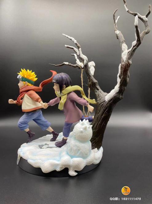 【PRE-ORDER】77-STUDIO  1/6 sclale  Naruto&Hinata resin statue