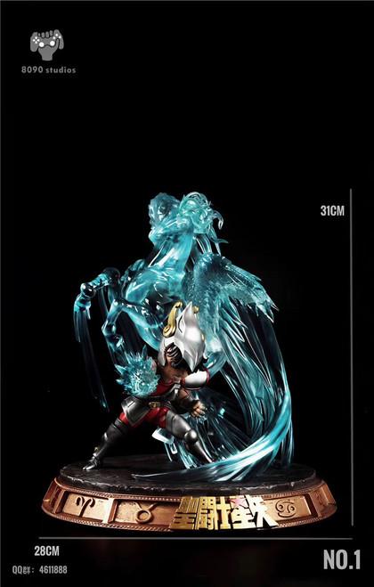 【PRE-ORDER】8090 studio Saint Seiya Omega  seiya resin statue