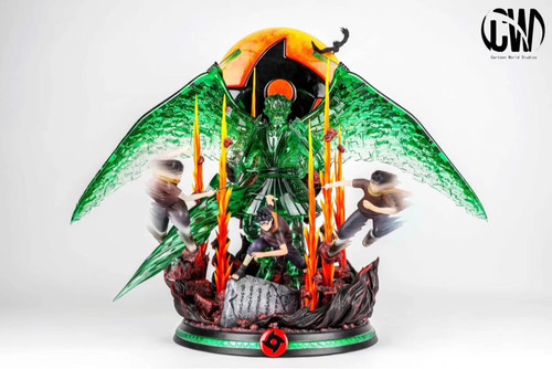 【 IN-STOCK】CW studio Naruto resin statue Uchiha Shisui