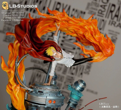 【IN-STOCK】LB STUDIO 1:4 SANJI