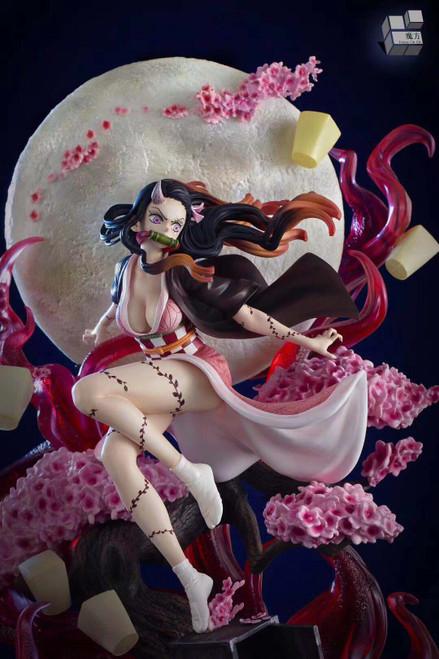 【IN-STOCK】MAGIC  CUBE  Nezuko  1/6  resin statue