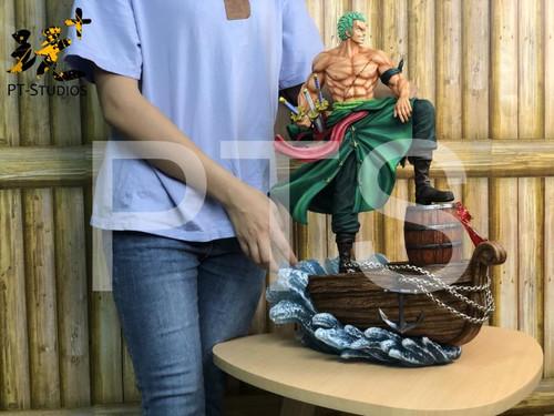 【IN-STOCK】PT studio Zoro resin statue  1:4