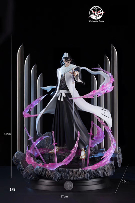 【IN-STOCK】JZ ultimate studio 1:8 Kuchiki Byakuya