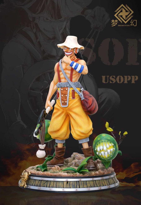 【PRE-ORDER】Dream studio USOPP  ONE PIECE 1/5 secale resin statue
