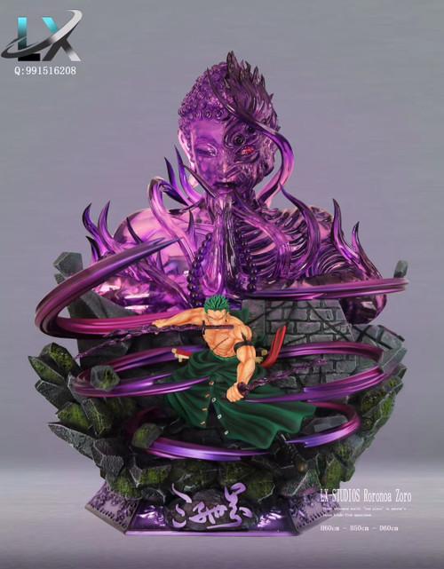 【PRE-ORDER】 LX-Studios ONE PIECE resin statue  Zoro