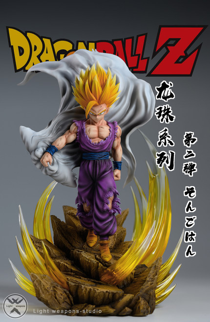 【PRE-ORDER】Light Weapons studio  SuperSaiyan Son Gohan 1/6 scale resin statue