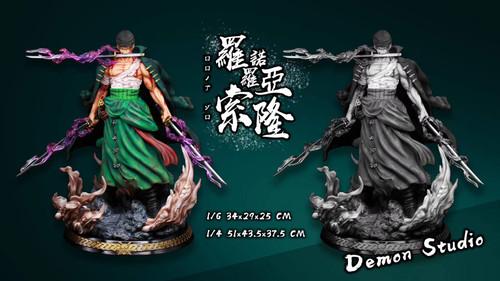 【PRE-ORDER】Demon Studio Zoro ONE PIECE 1/6&1/4 resin statue