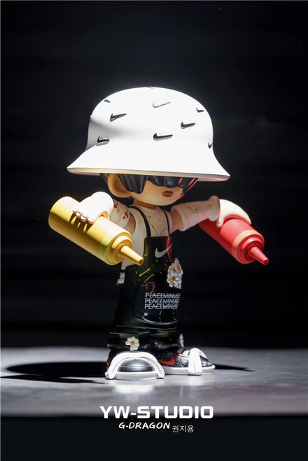 【PRE-ORDER】 YW-Studio Big Bang  GD Air Force  resin statue