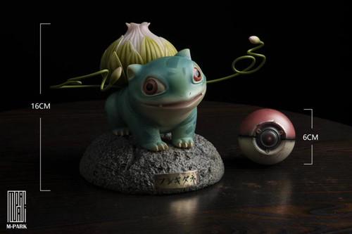 【PRE-ORDER】M-PARK studio Pokémon  Bulbasaur  1/3 scale  resin statue