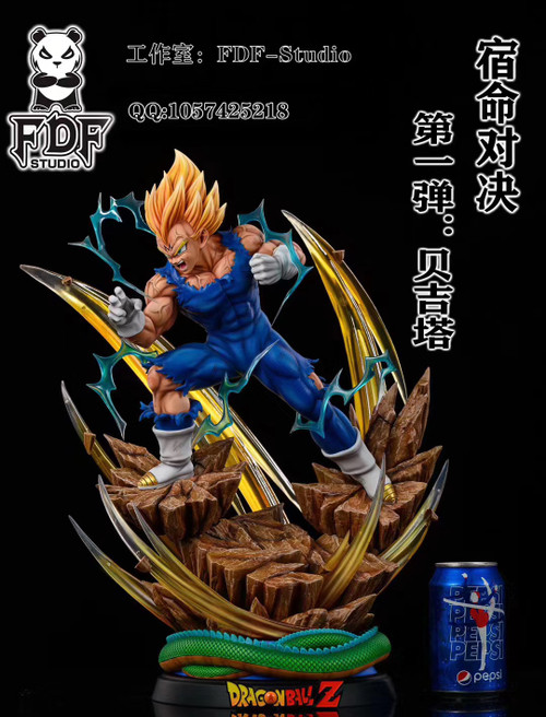 【PRE-ORDER】FDF studio  Vegeta 1/6 scale DRAGON BALL  resin statue
