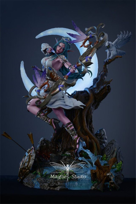 【IN-STOCK】mayflies studio TYRANDE resin statue