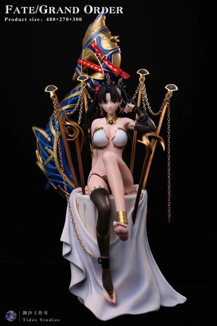 【PRE-ORDER】TIDES  STUDIIO Ishtar  Tohsaka Rin  1/4 scale resin statue